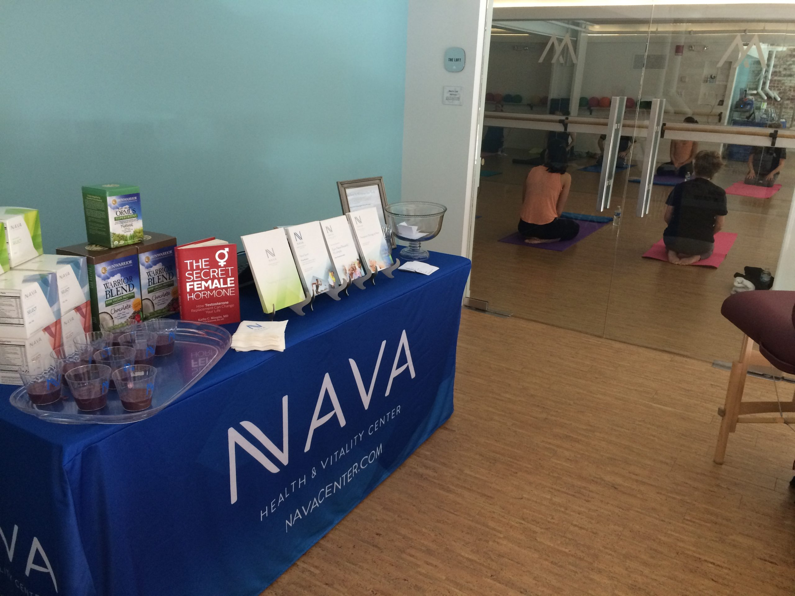 Nava Center | Nava Health & Vitality Center