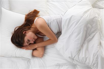 Sleep Position Says About Your Health